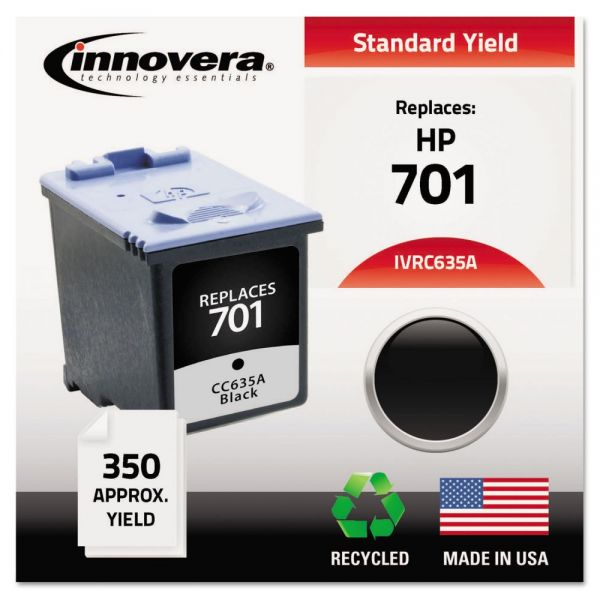 Innovera Remanufactured HP 701 Ink Cartridge