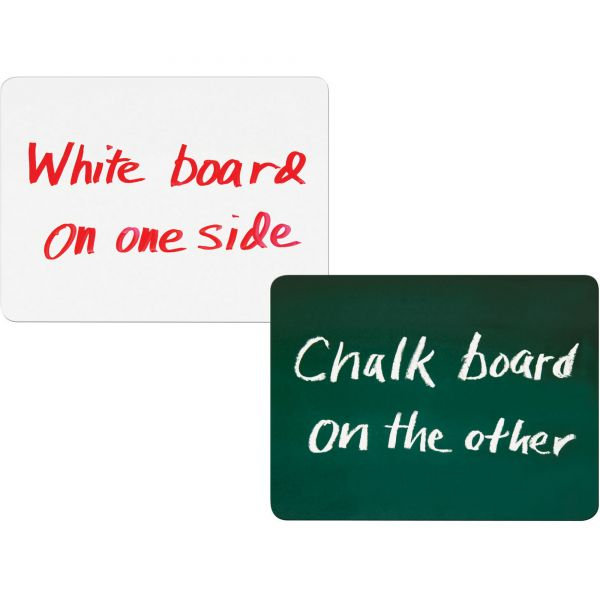 ChenilleKraft 2-in-1 Combo Chalk/Dry-Erase Board