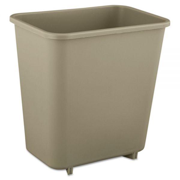 Rubbermaid Deskside 2 Gallon Trash Can