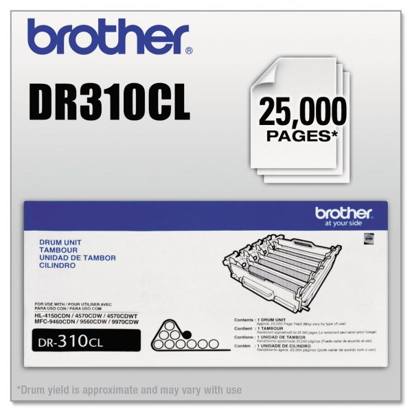 Brother DR310CL Replacement Drum