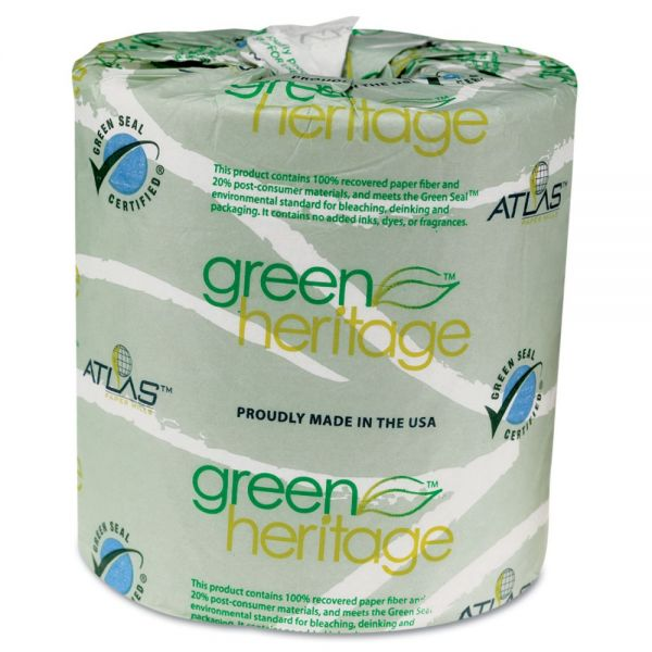 Green Heritage 2 Ply Toilet Paper