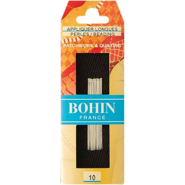Bohin Bead Applique Needles