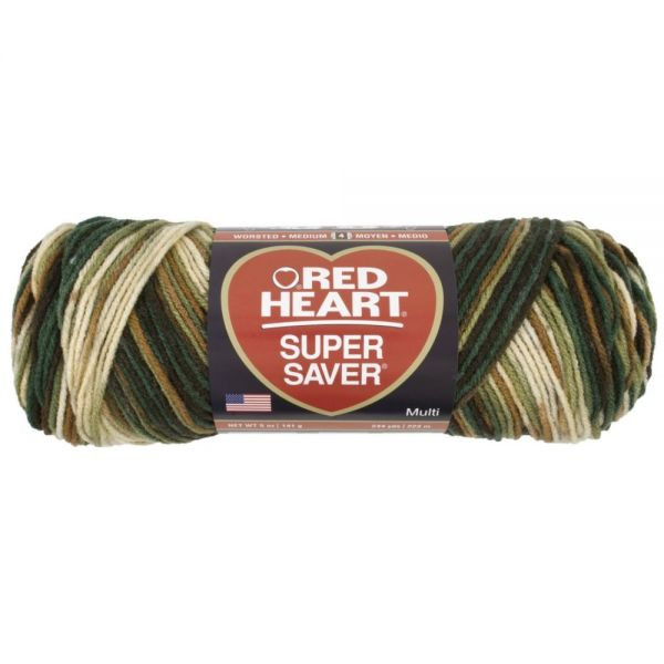 Red Heart Super Saver Yarn