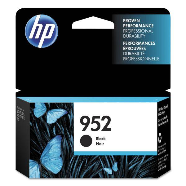 HP 952 Black Ink Cartridge (F6U15AN)