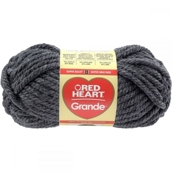 Red Heart Grande Yarn - Boulder