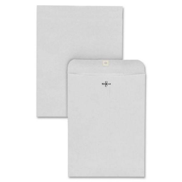 "Sparco Gummed 10"" x 13"" Clasp Envelopes"