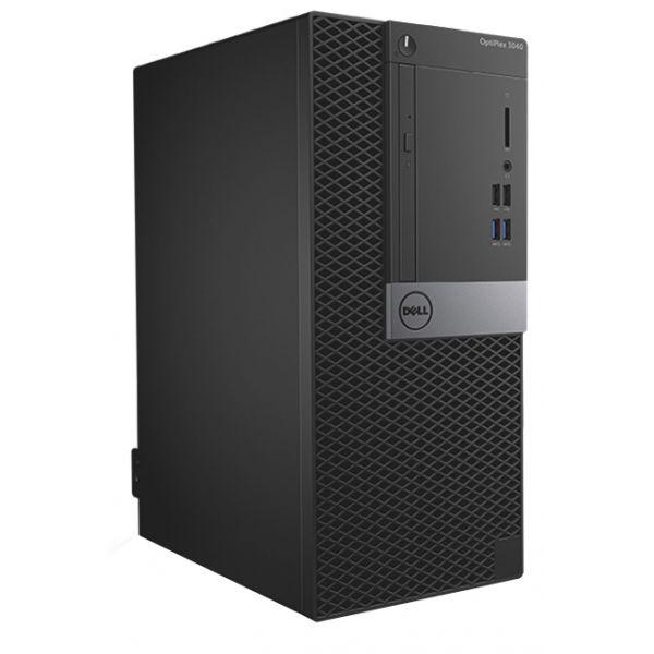 Dell OptiPlex 3040 Desktop Computer - Intel Core i5 (6th Gen) i5-6500 3.20 GHz - Mini-tower