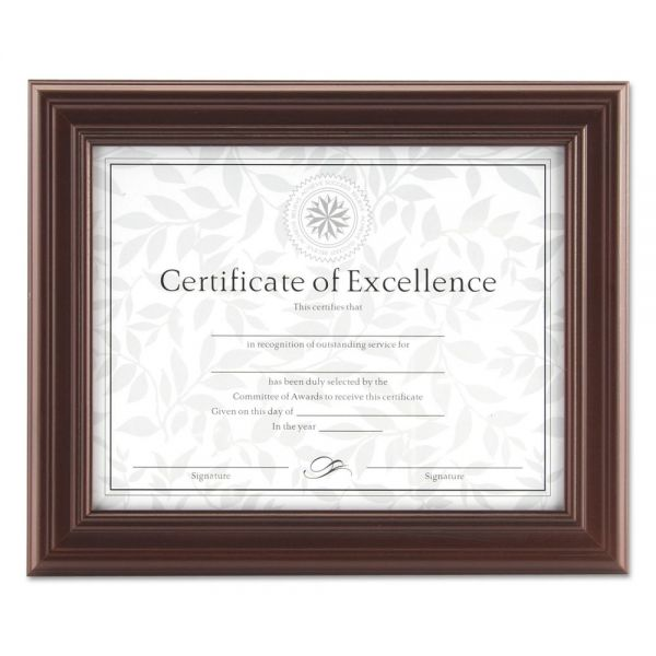 DAX Dimensional Solid Wood Picture/Certificate Frame
