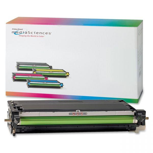 Media Sciences Remanufactured Dell 330-1197 Black Toner Cartridge