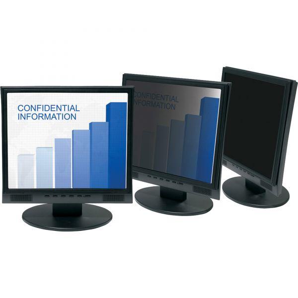 3M PF319 Framed Privacy Filter for Desktop LCD/CRT Monitor Black