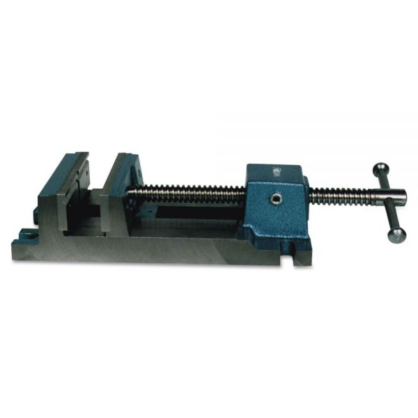 Wilton Heavy-Duty Drill-Press Vise Station, 6in Jaw