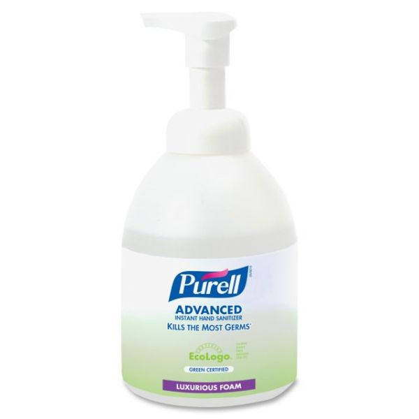 Purell Green Certified Foam Hand Sanitizer