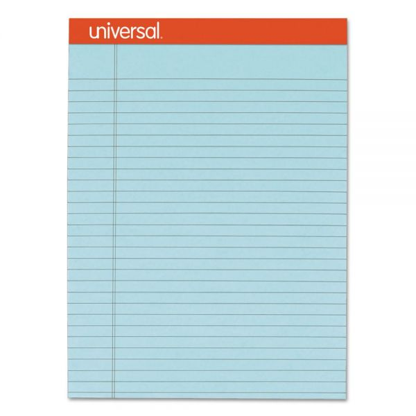 Universal Fashion-Colored Letter-Size Legal Pads
