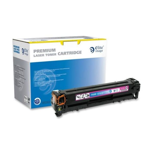 Elite Image Remanufactured HP CB543A Toner Cartridge