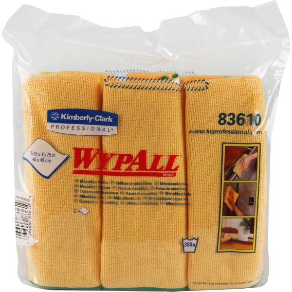 WypAll Microfiber Cloths