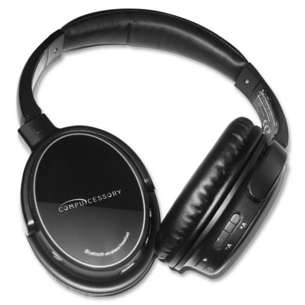 Compucessory Bluetooth Headphone with Microphone