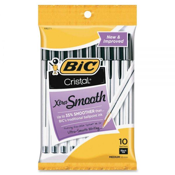BIC Cristal Ballpoint Pens