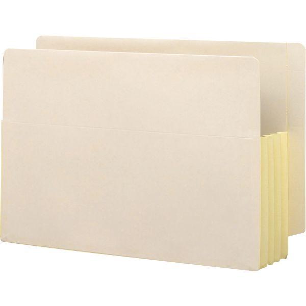 Smead TUFF Pocket Expanding End Tab File Pockets