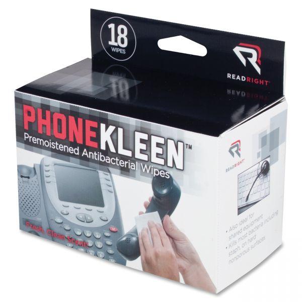 PhoneKleen Cleaning Wipes