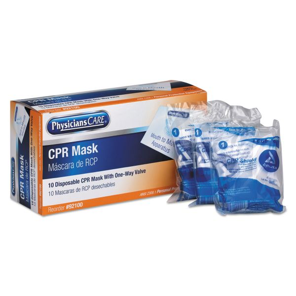 Acme United Disposable CPR Mask