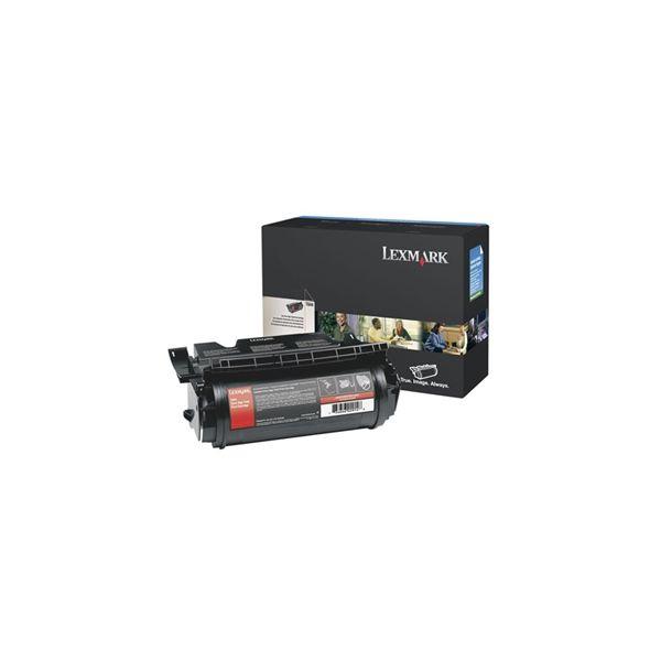 Lexmark 64435XA Black Extra High Yield Toner Cartridge