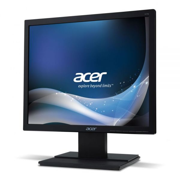 "Acer V176L 17"" LED LCD Monitor - 5:4 - 5 ms"