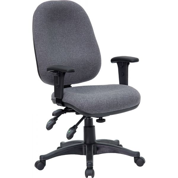 Flash Furniture Mid-Back Multi-Functional Executive Swivel Office Chair