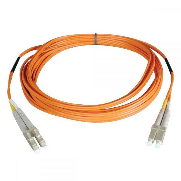 Tripp Lite 3M Duplex Multimode 62.5/125 Fiber Optic Patch Cable LC/LC 10' 10ft 3 Meter