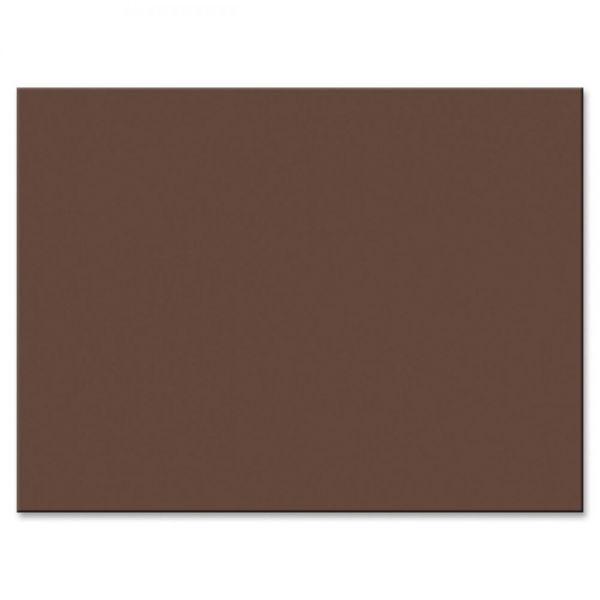Tru-Ray Heavyweight Brown Construction Paper
