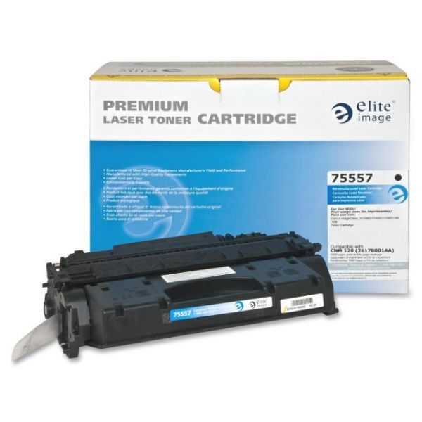 Elite Image Remanufactured Canon CARTRIDGE120 Toner Cartridge