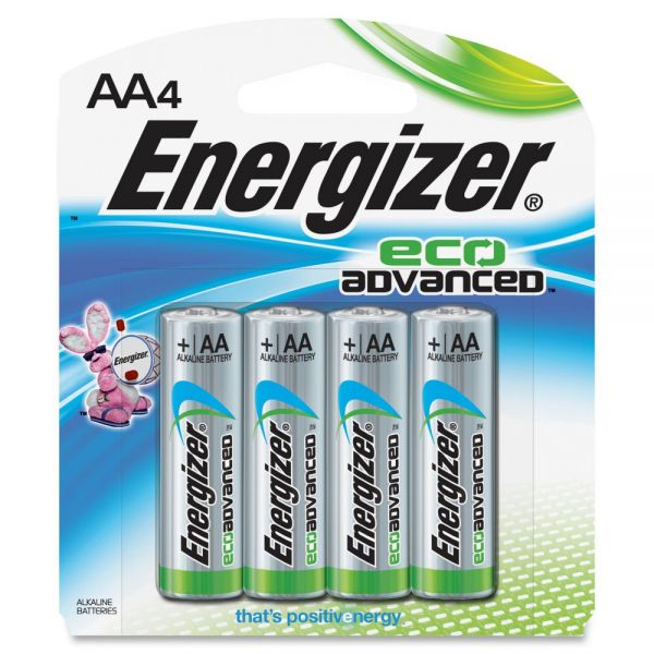 Energizer EcoAdvanced AA Batteries