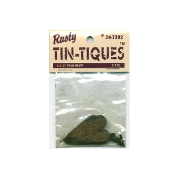 Rusty Tin-Tiques Tin Cutouts