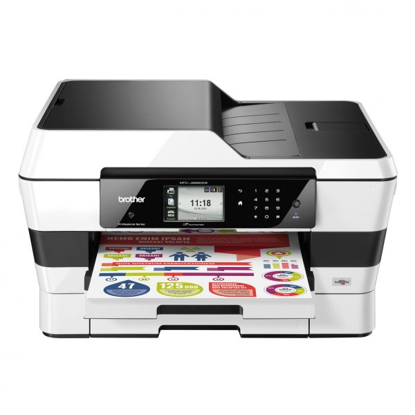 Brother MFC-J6920DW Business Smart Pro Wireless Inkjet All-in-One