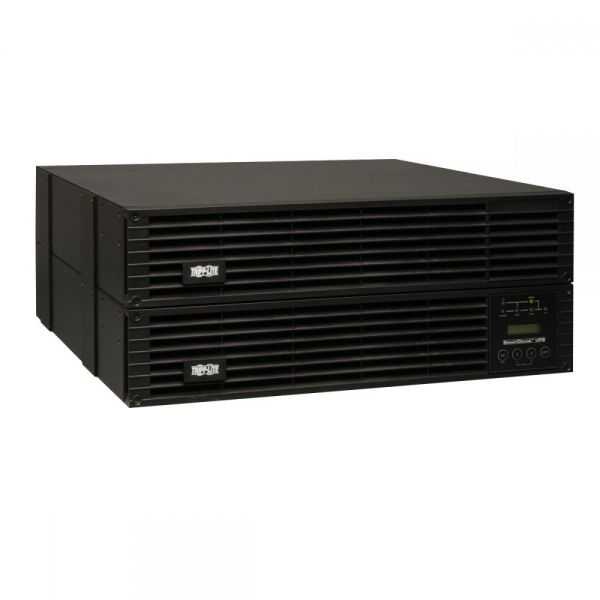 Tripp Lite UPS Smart Online 6000VA 5400W Rackmount 6kVA 200-240V USB DB9 Manual Bypass Hot Swap 4URM