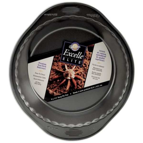 Excelle Elite Deep Pie Pan