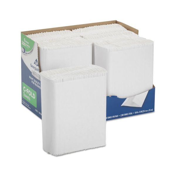 Georgia Pacific Professional Series Premium C-Fold Paper Towels