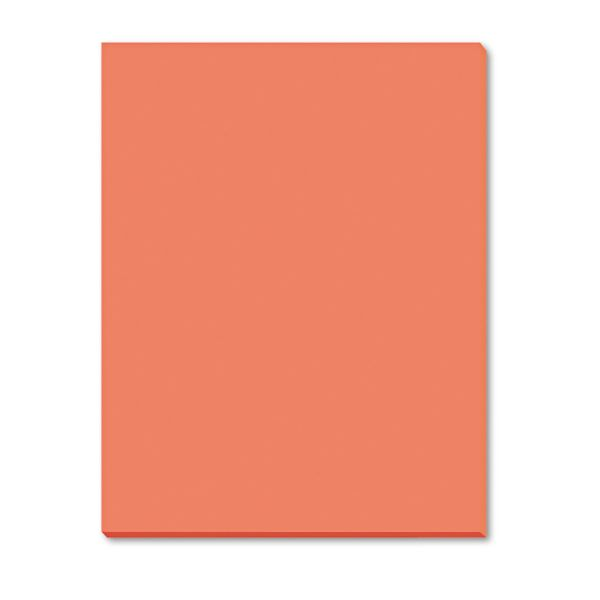 Pacon Orange Construction Paper