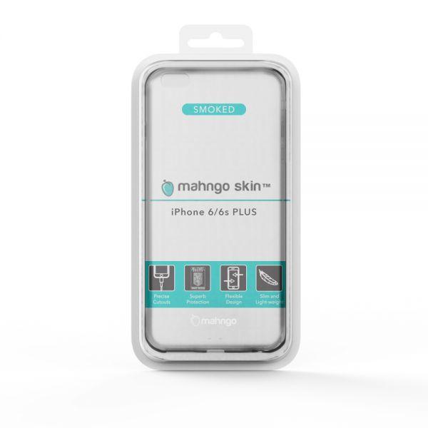 ReVamp Mahngo Skin Slim TPU Protective Case (Smoked) (iPhone 6/6S Plus)