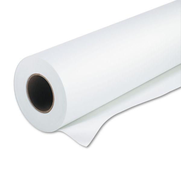 "HP Super Heavyweight Plus Matte Paper, 24"" x 100 ft, Ultra White"