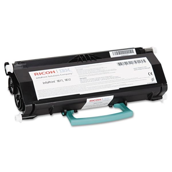 Ricoh 39V3204 Black Toner Cartridge