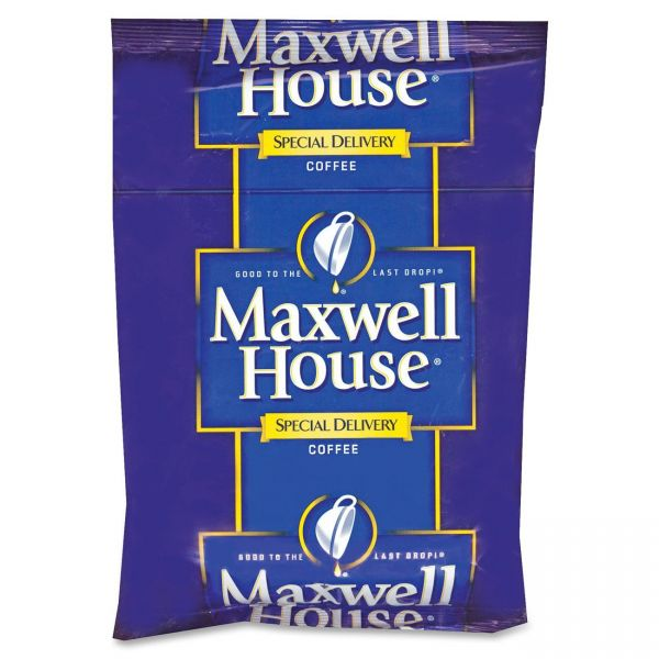 Maxwell House Regular Coffee Filter Packs