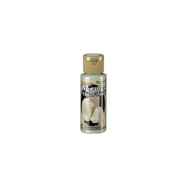 Deco Art Oyster Pearl Dazzling Metallics Elegant Finish Acrylic Paint