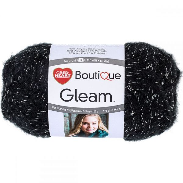 Red Heart Boutique Gleam Yarn