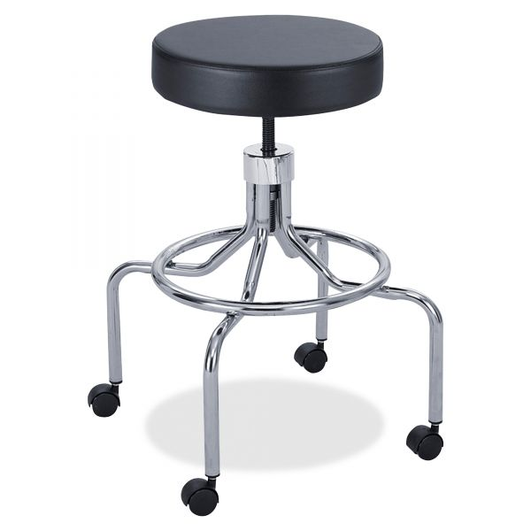 Safco High Base Screw Lift Lab Stool