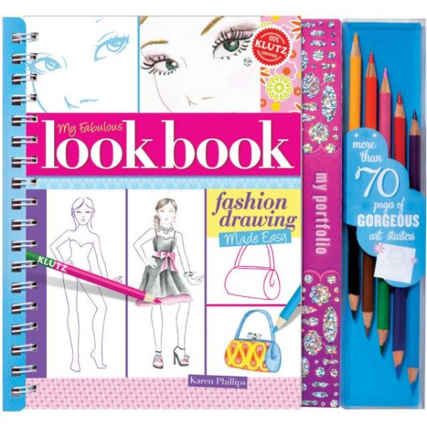 My Fabulous Look Book Kit