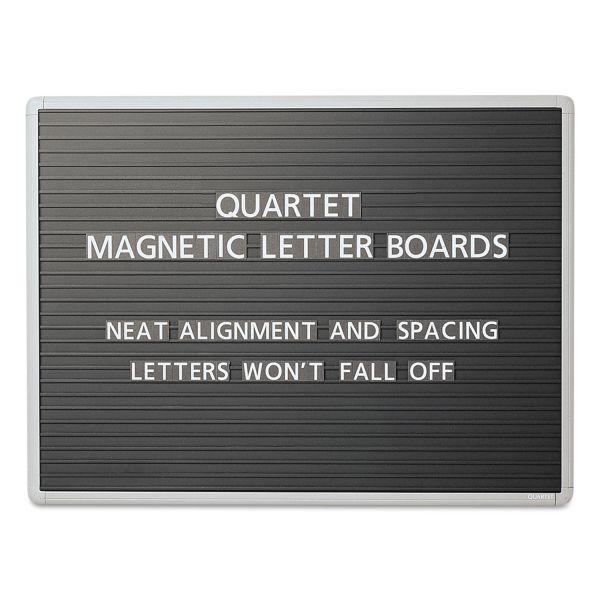 Quartet Magnetic Letter Board Sign