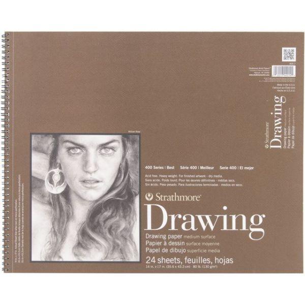 Strathmore Acid Free Drawing Paper Pad