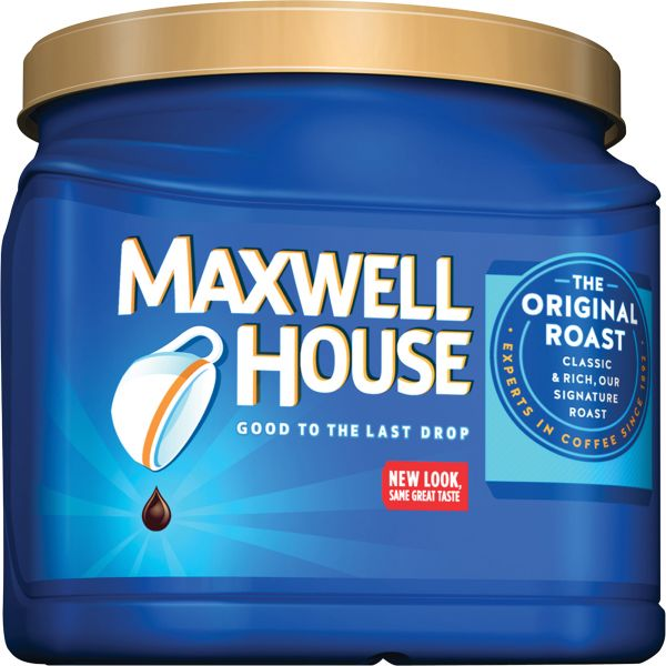 Maxwell House Original Coffee (1.91 lbs)
