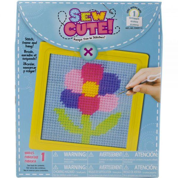Sew Cute! Needlepoint Kit