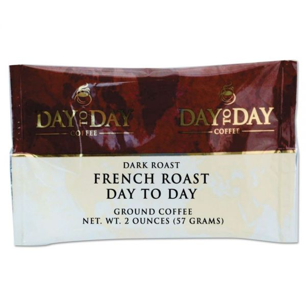 Day to Day French Roast Coffee Fraction Packs